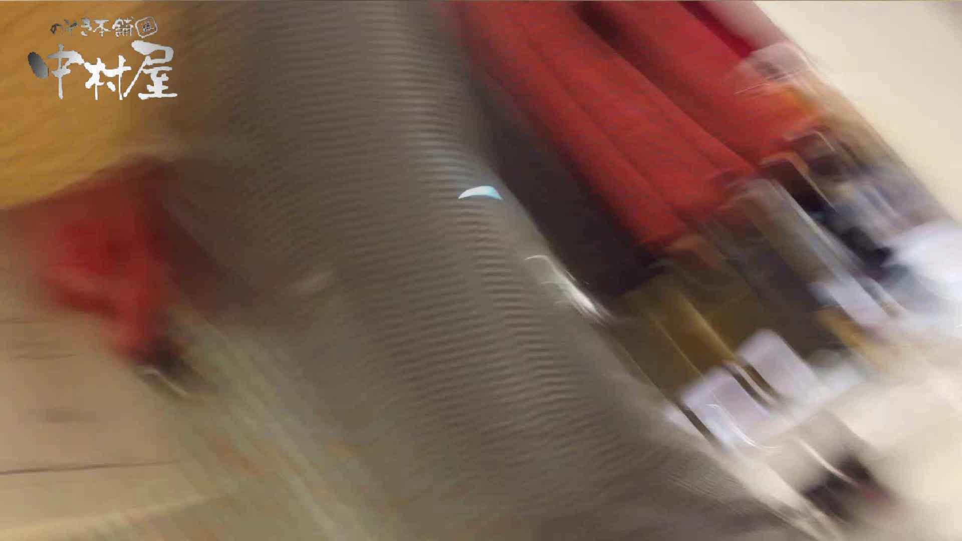 vol.65 美人アパレル胸チラ&パンチラ ムッチリ感がいい感じ花がらパンツさん チラ  106連発 96