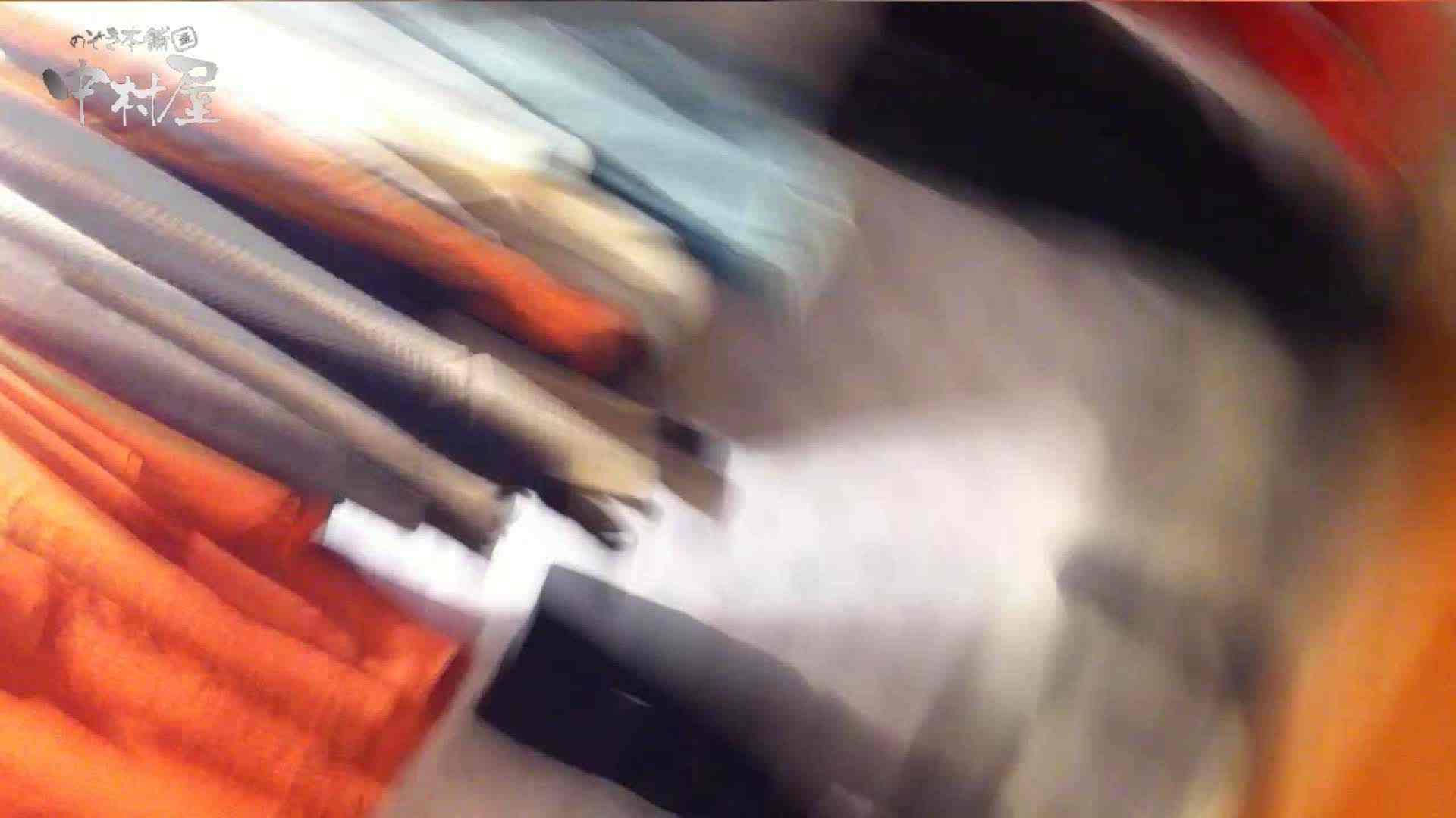 vol.84 美人アパレル胸チラ&パンチラ 帽子オネェさんに胸元アタック! 接写  94連発 40