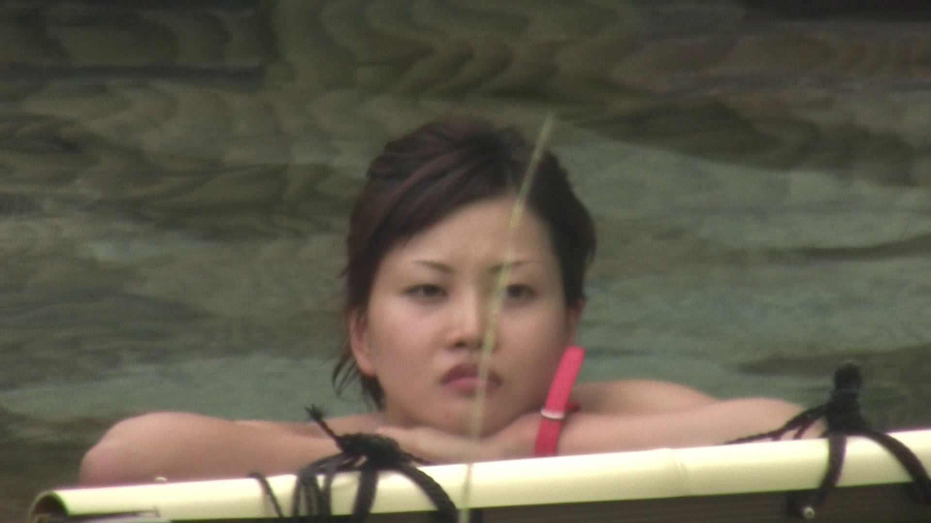 Aquaな露天風呂Vol.125 露天  88連発 1