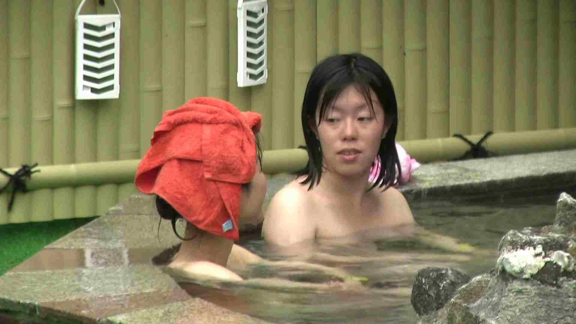 Aquaな露天風呂Vol.187 盗撮  63連発 9