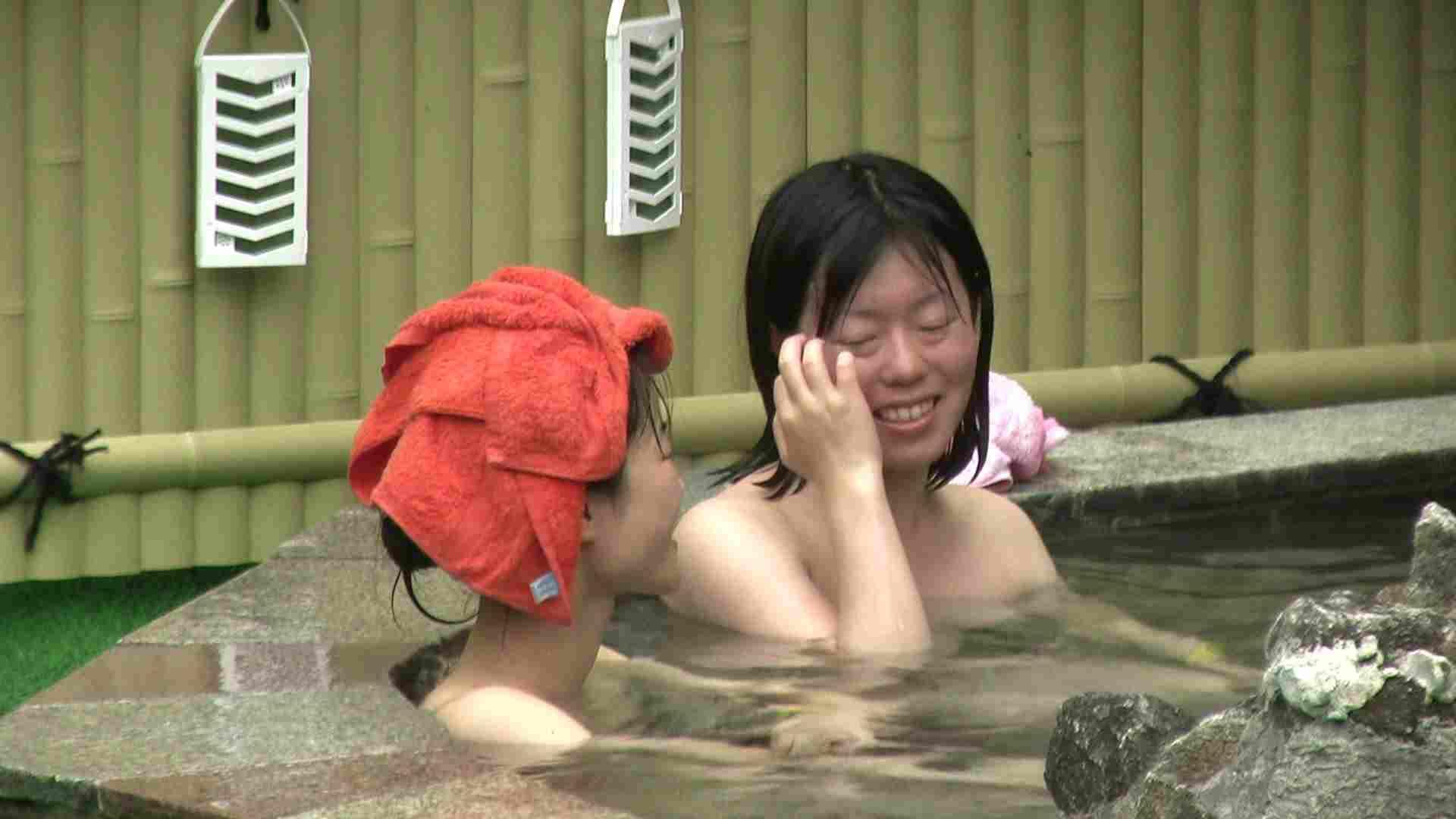 Aquaな露天風呂Vol.187 盗撮  63連発 10