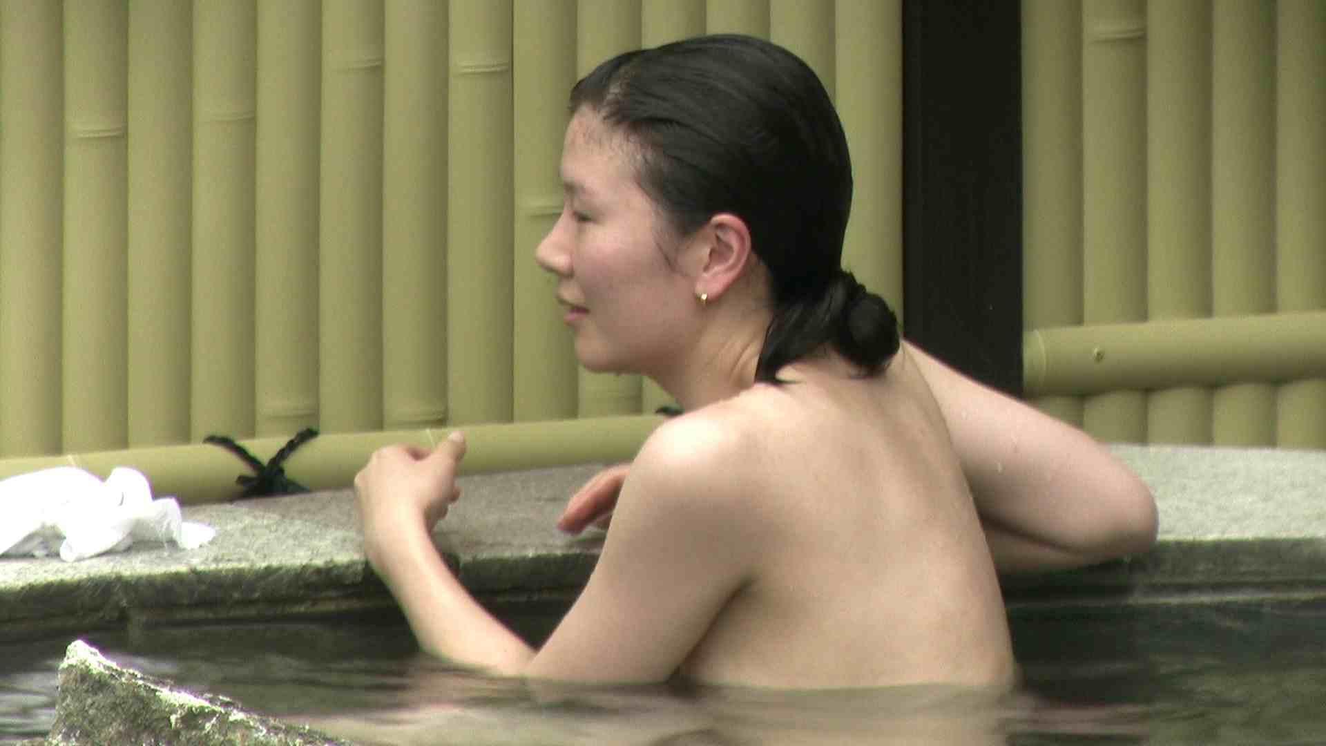 Aquaな露天風呂Vol.187 盗撮  63連発 37