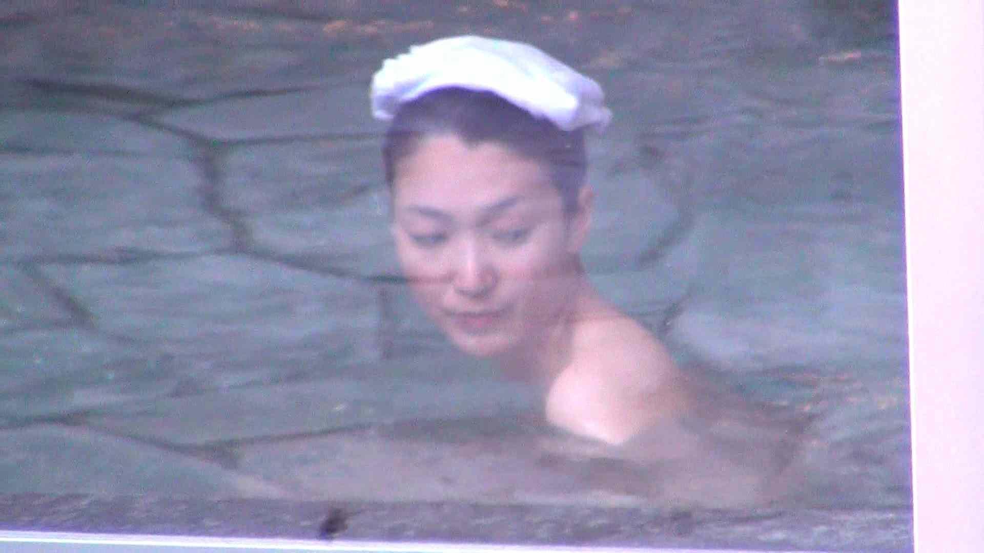 Aquaな露天風呂Vol.290 OL  109連発 35