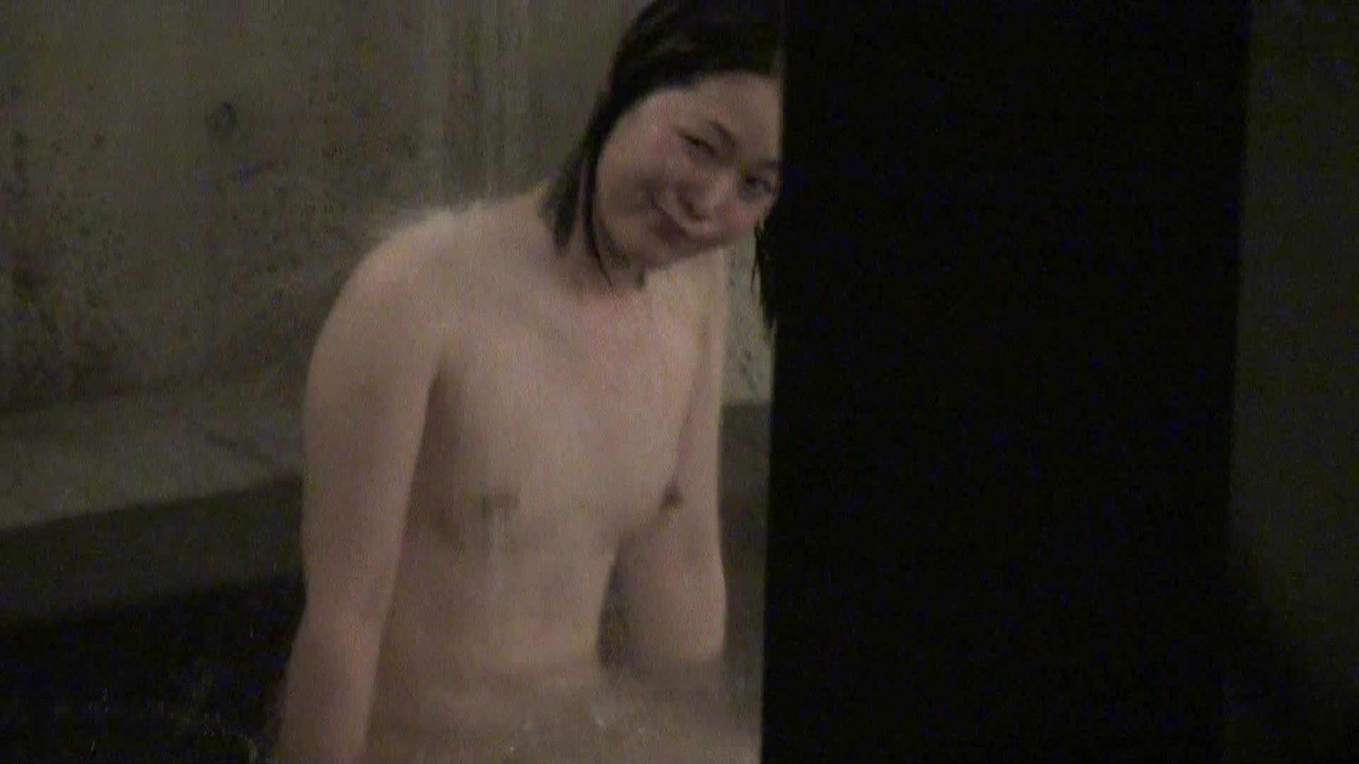 Aquaな露天風呂Vol.404 盗撮  55連発 52