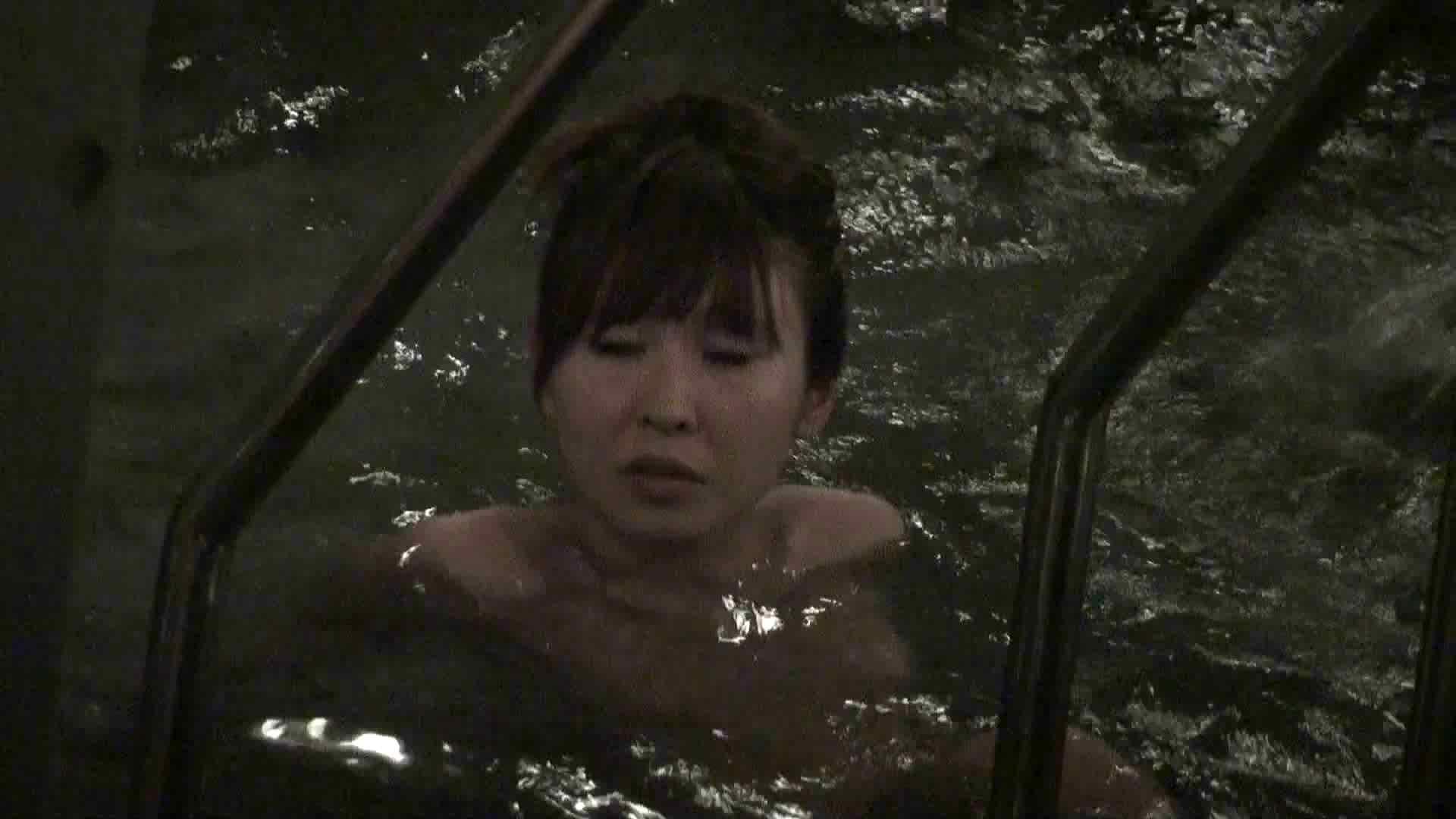 Aquaな露天風呂Vol.410 盗撮  73連発 50