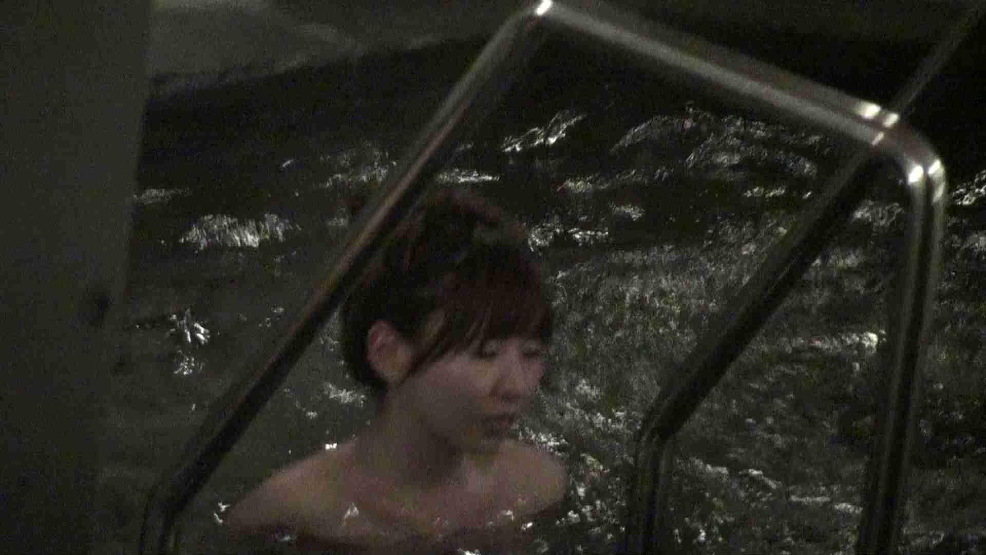 Aquaな露天風呂Vol.410 盗撮  73連発 60
