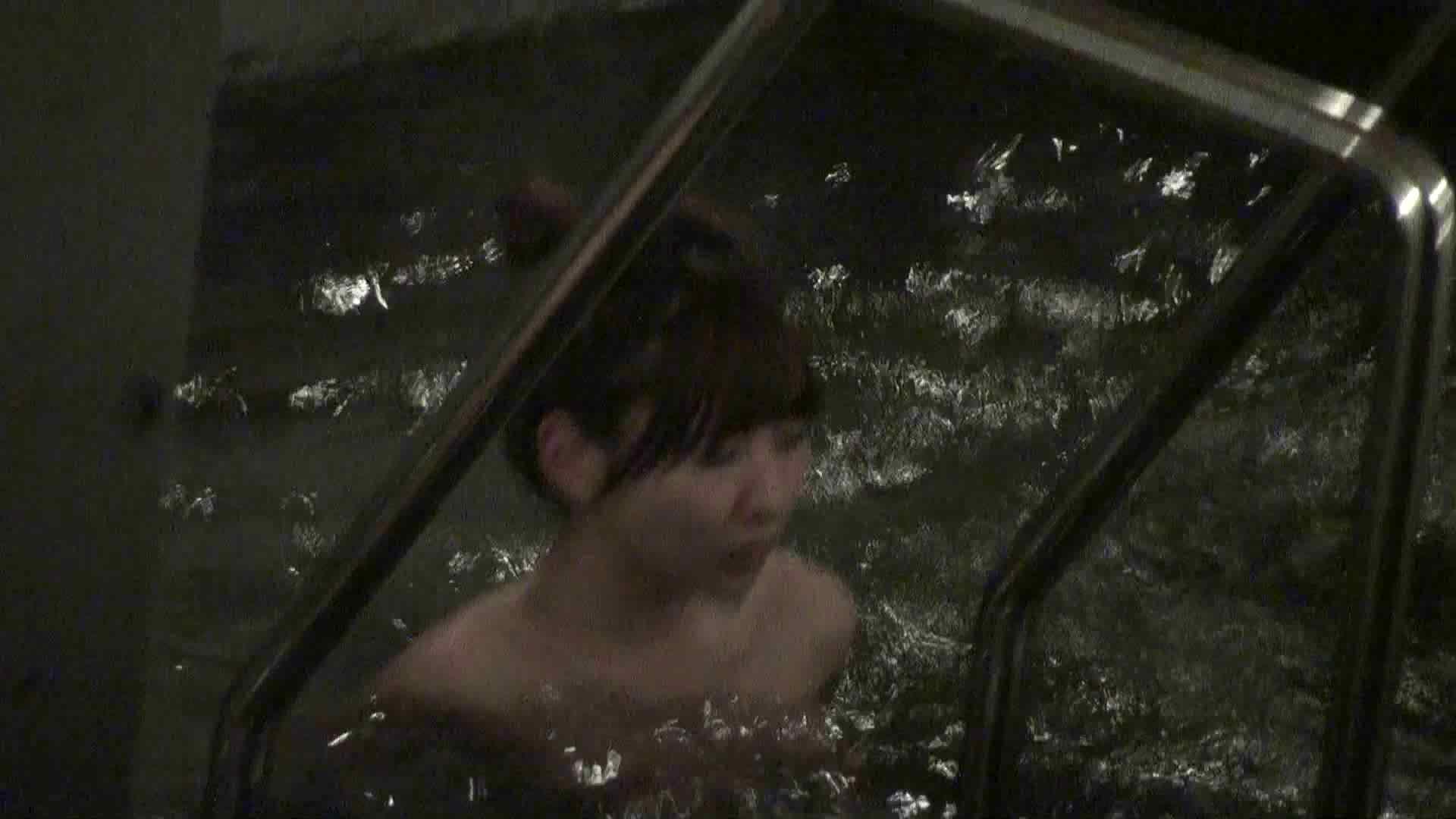 Aquaな露天風呂Vol.410 盗撮  73連発 68