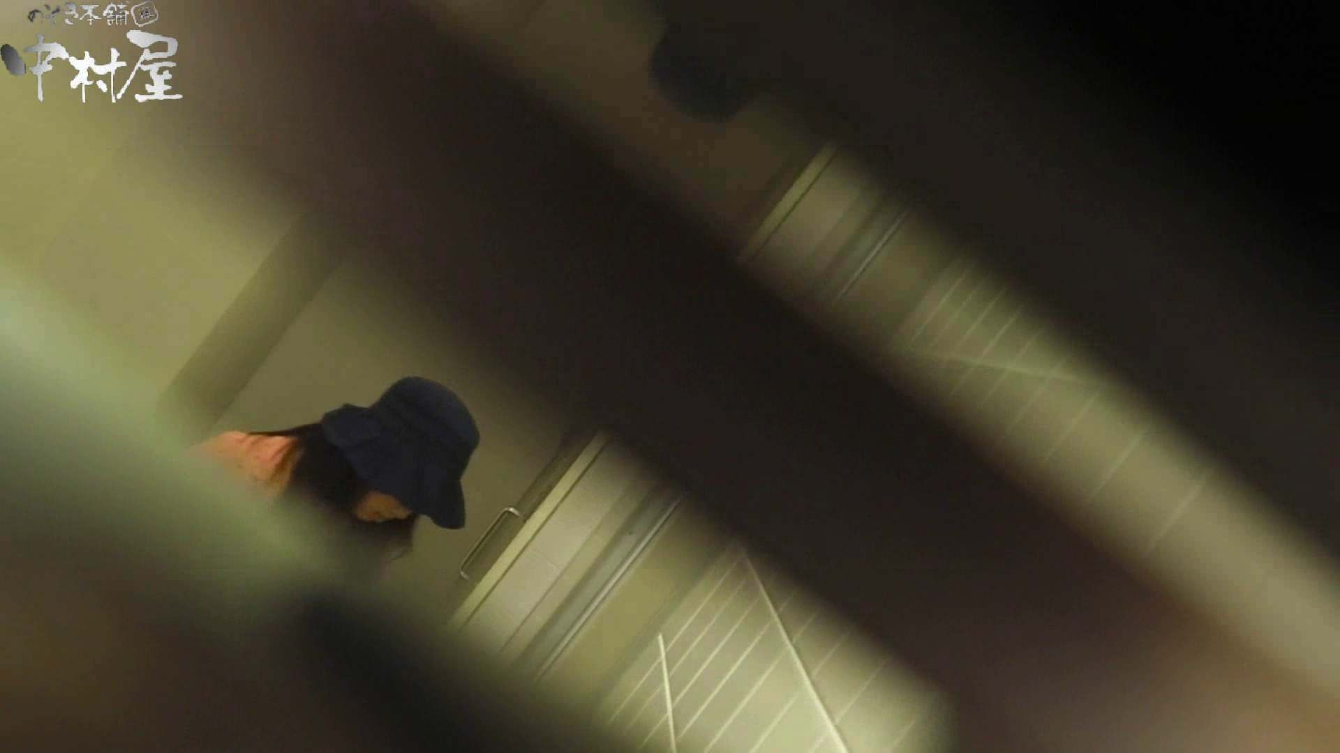 【お銀さんの「洗面所突入レポート!!」】お銀さんの「洗面所突入レポート!!」 vol.28小島陽菜似のピンクオシャレさん 洗面所  42連発 34