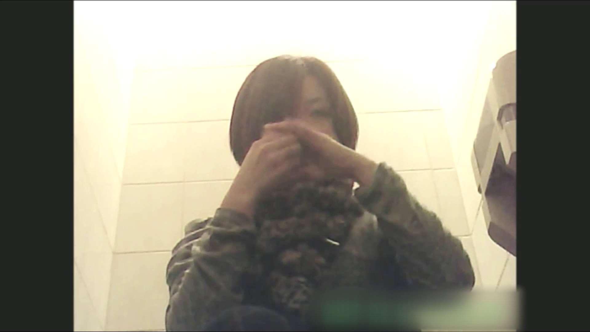 ティーンガールのトイレ覗き‼vol.04 お姉さん  20連発 2