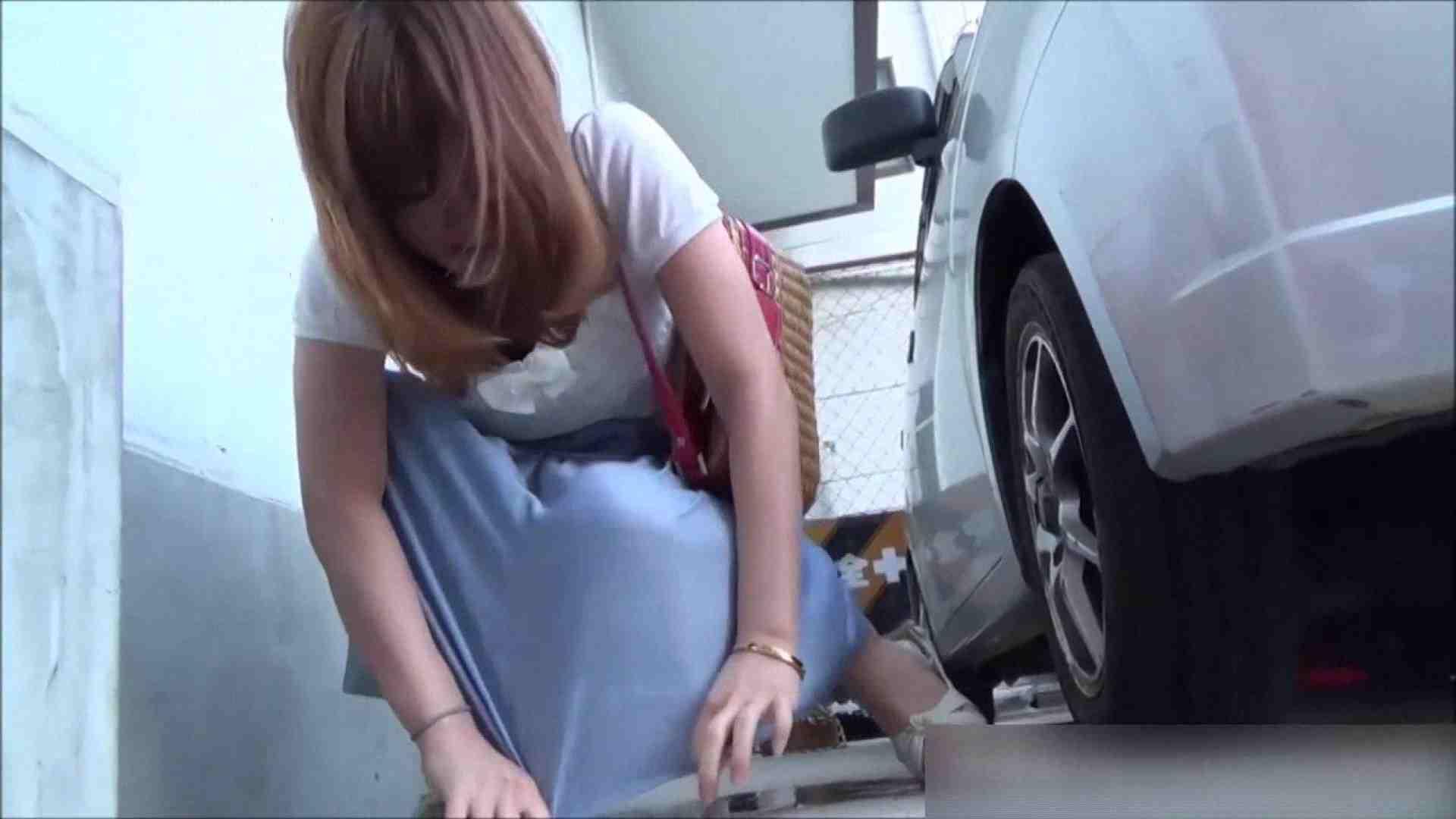 洗面所盗撮~隣の美人お姉さんVol.28 ギャル  27連発 12